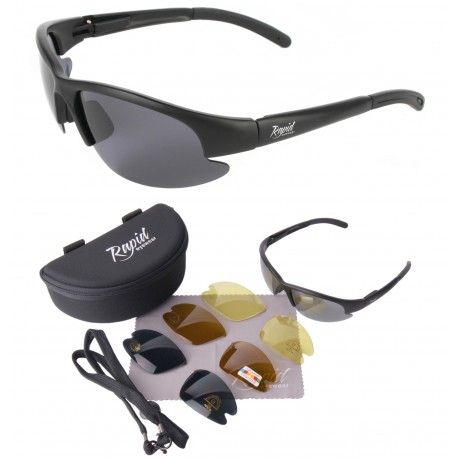Nimbus (Black) RC Modelglasses