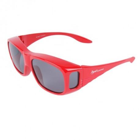Red Polarised Driving Overglasses