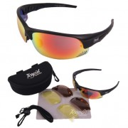 Edge Black Cricket Sunglasses