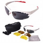 Luna Polarised Sport Sunglasses