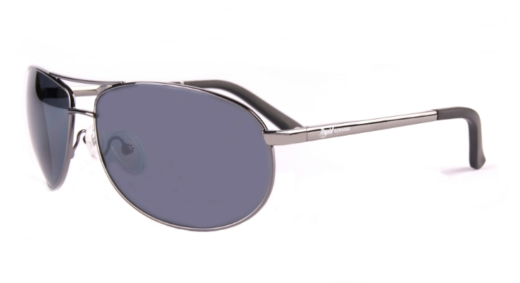 Altius grey aviator sunglasses