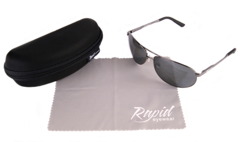 Altius polarised aviator sunglasses